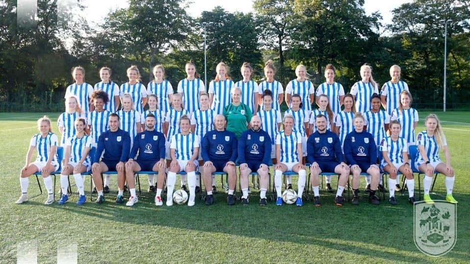 Huddersfield Town Women FC 20219-20