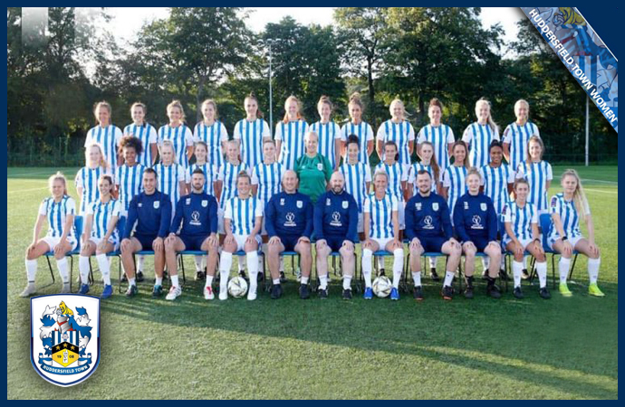 FAWNL COUNTY CUP – Huddersfield Town Women marched into the County