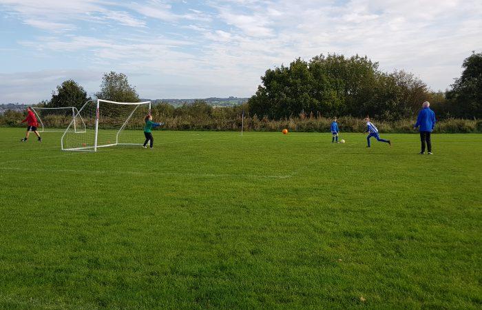 HTWFC U10's vs Doncaster Belles