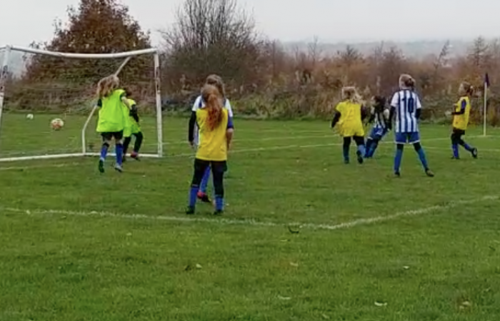 HTWFC U10's vs Sheffield Wednesday