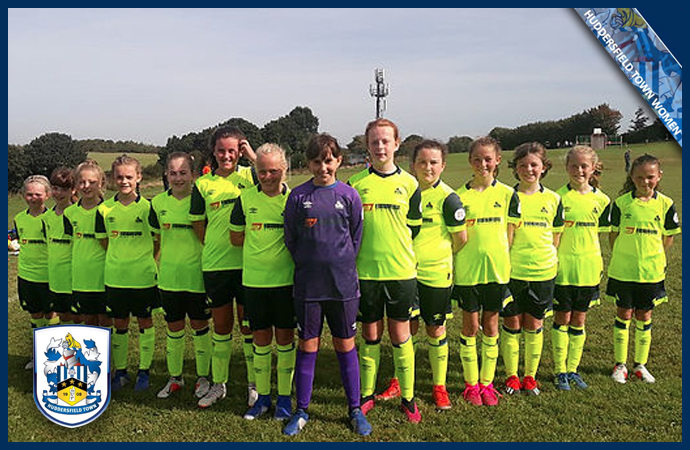 U12's LEAGUE CUP – Town come out on