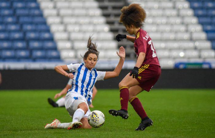 FA Cup 4th Round - HTWFC vs Ipswich 26-01-20
