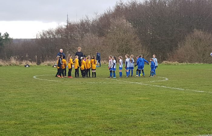 HTWFC U10's vs Handsworth