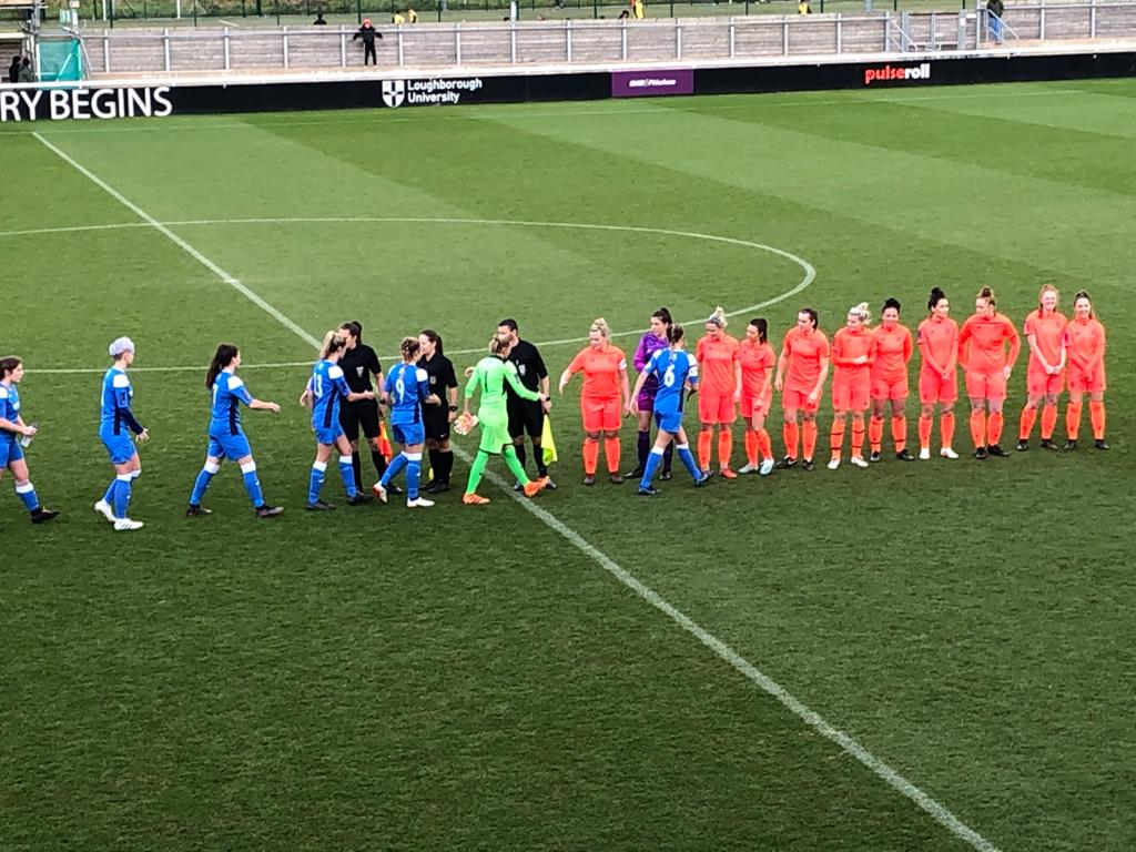FA CUP 3rd ROUND – SECOND HALF COMEBACK PUTS TOWN WOMEN INTO THE