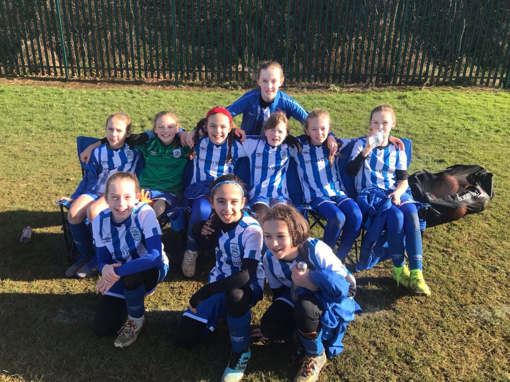 UNDER 10's LEAGUE CUP: Town through to the