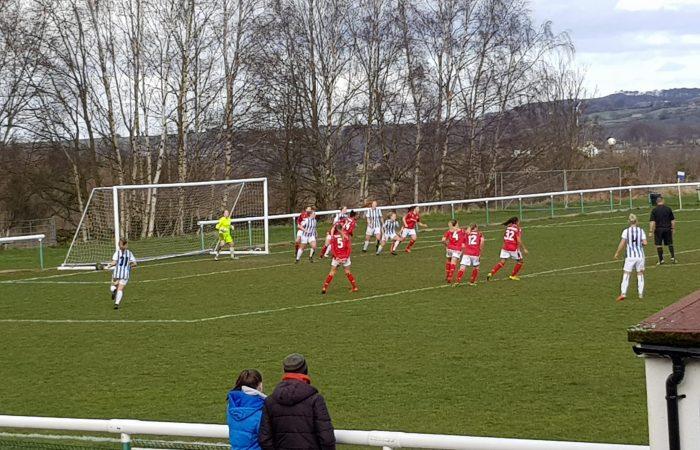 HTWFC vs Nottingham Forest - 08-03-20