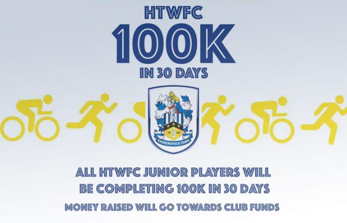 HTWFC 100K in 30 Days Challenge