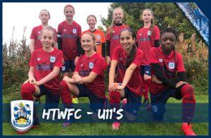 HTWFC - U11's
