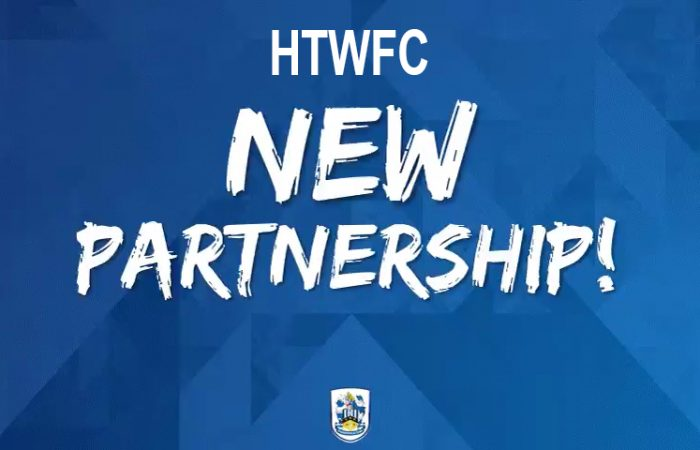 HTWFC - New Partnership