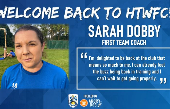 HTWFC - New Appointment - Dobby