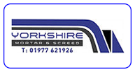 Club Sponsor - Yorkshire Mortar & Screed