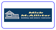 Club Sponsor - Mick McAllister