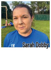 Sarah Dobby