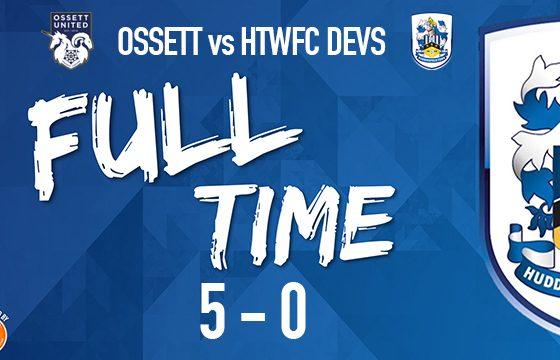 Ossett vs HTWFC Devs 23-08-20