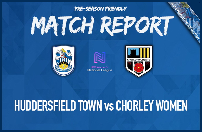 PRE-SEASON FRIENDLY – HTWFC vs Chorley Women