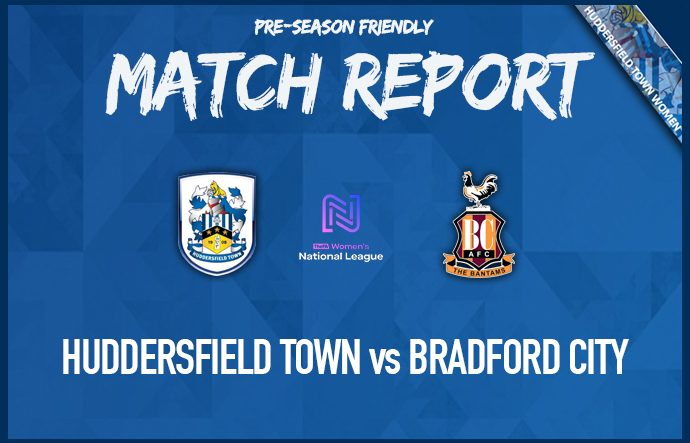 Match Report vs Bradford City