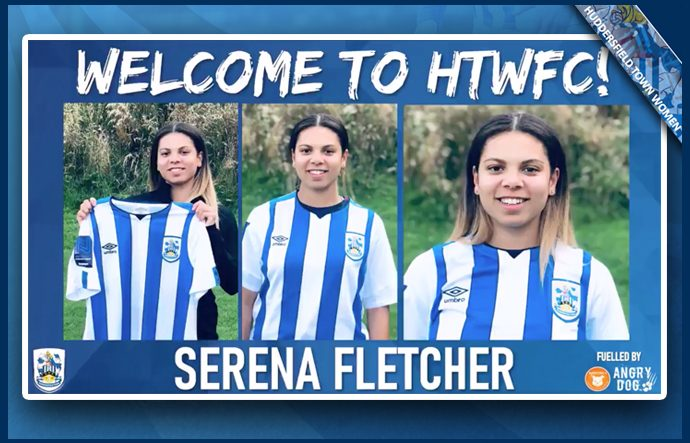 New Signing - Serena Fletcher