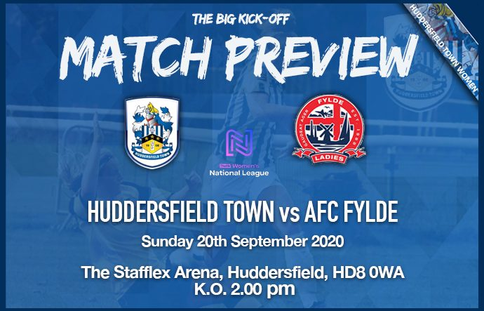 Match Preview - Home to Fylde