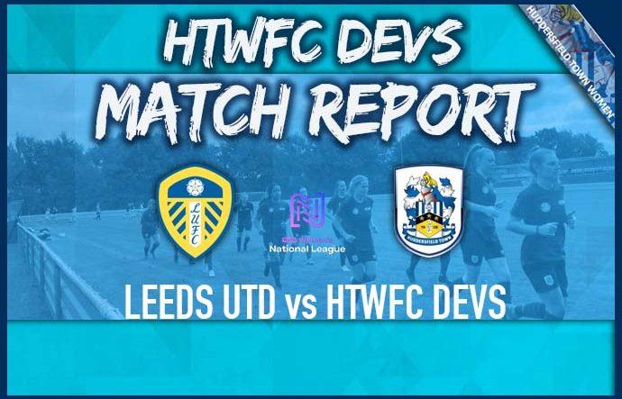 HTWFC Devs away to Leeds