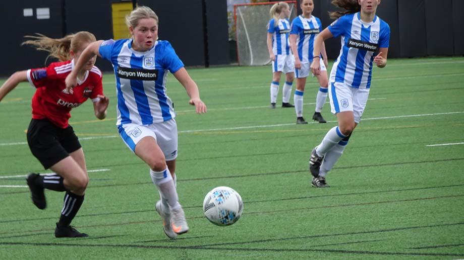 Dev Away - Sheffield FC - 04-10-20