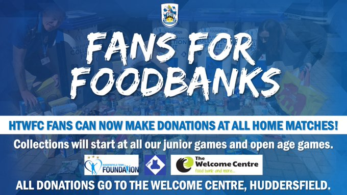 Fans For Foodbanks