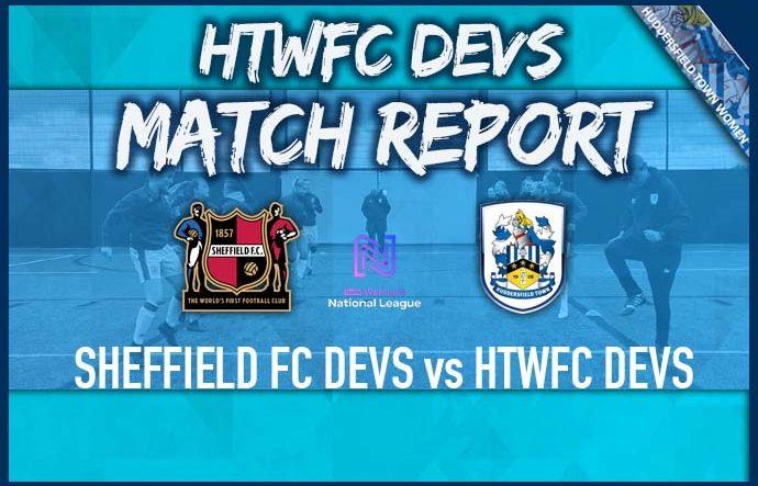 Match Report DEVS 041020