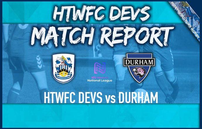 HTWFC Home to Durham - 11-10-20