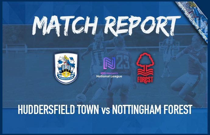 Match Report vs Notts Forest 18-10-20