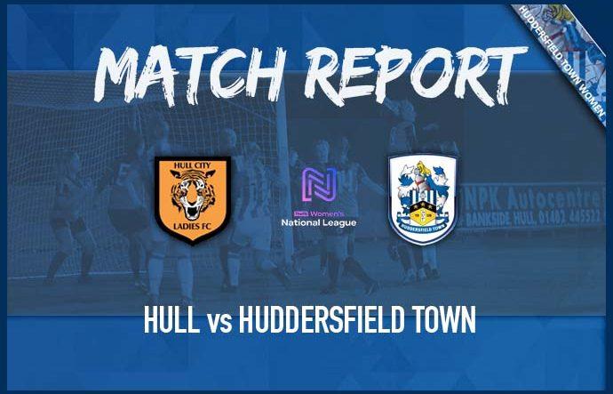 MatchReport Hull 30-09-20