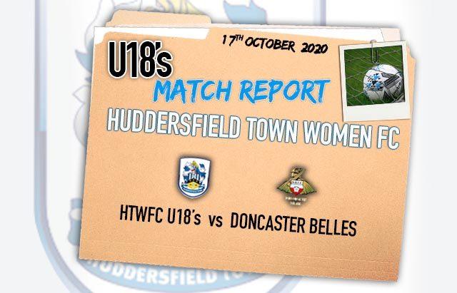 Match Report U18 17-11-20