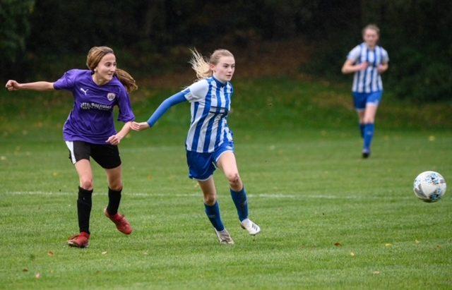 U18s Barnsley 24-10-20