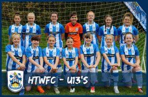HTWFC - U13's