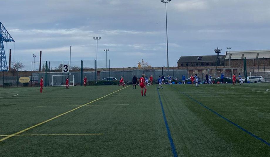 HTWFC vs Middlesbrough - 01-11-20