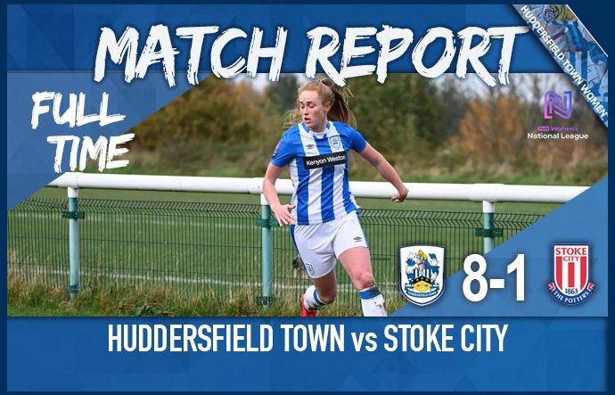 Match Report - Home to Stoke City - 13-12-20