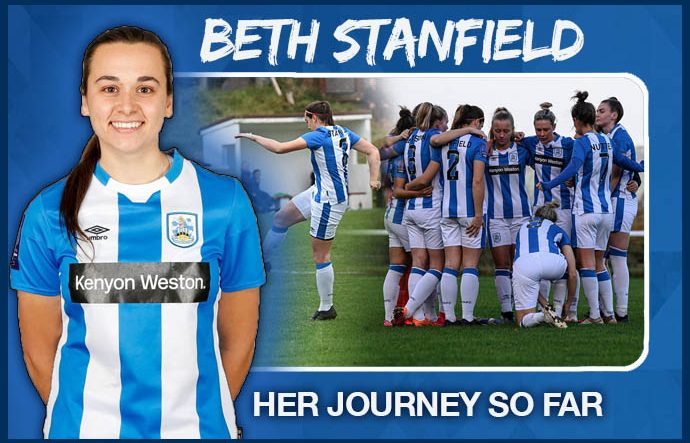 Beth Stansfield - Her Journey So Far