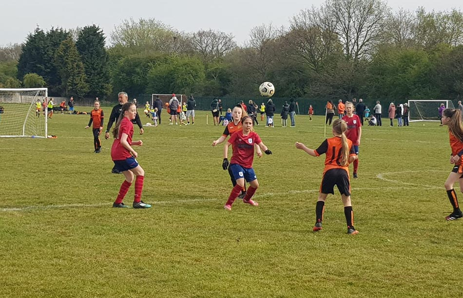 SHWGL UNDER 11'S CUP – GROUP STAGE