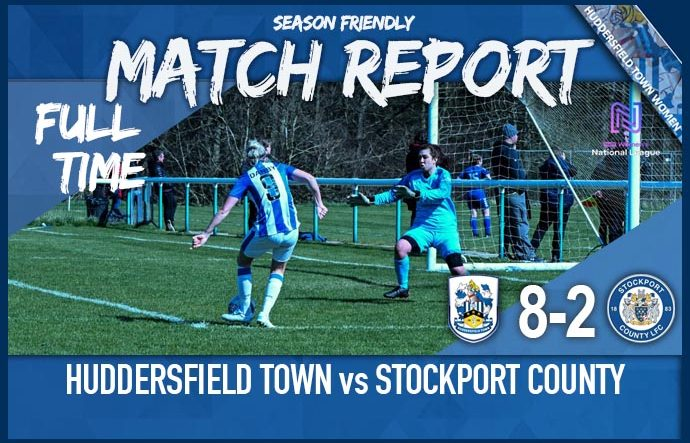 Match Report - Home Friendly to Stockport County