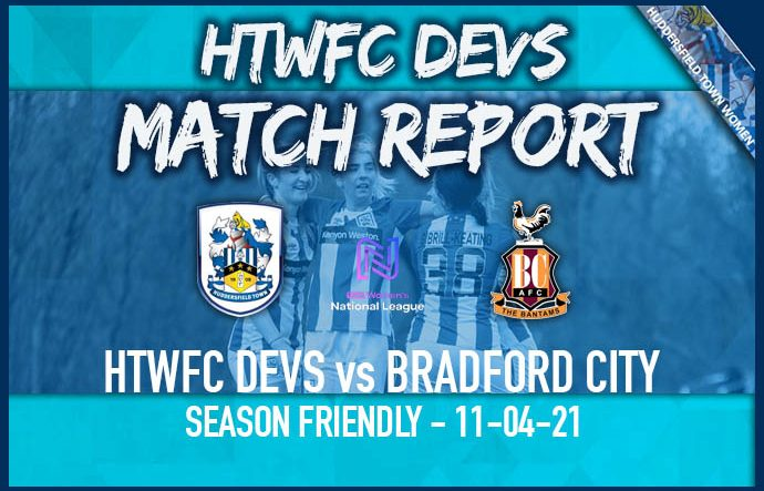 HTWFC Devs vs Bradford City - 11-04-21