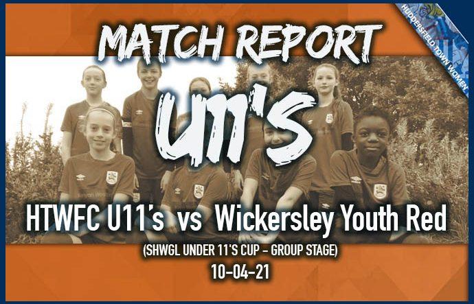 Match Report - U11s - 10-04-21