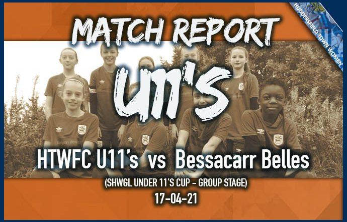 Match Report - U11s - 17-04-21