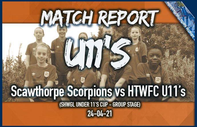 Match Report - U11s - 24-04-21