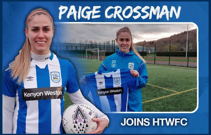 Paige Crossman