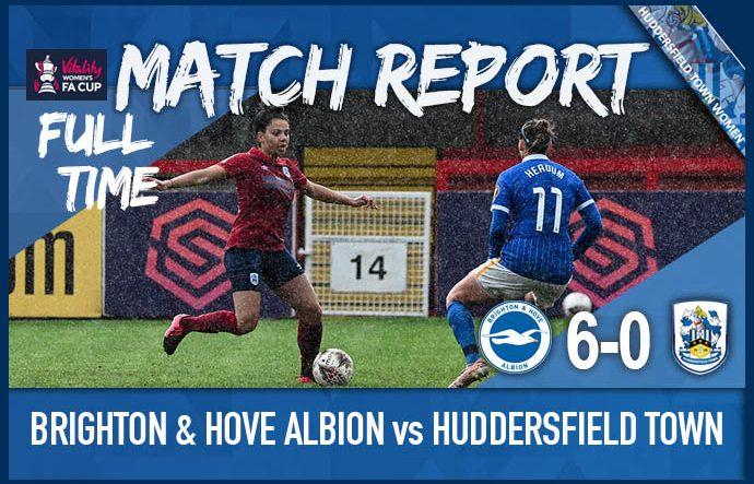 Match Report - BHA vs HTWFC - 16-05-21