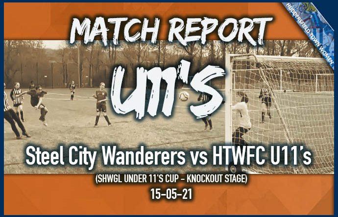 Match Report - U11 - 15-05-21