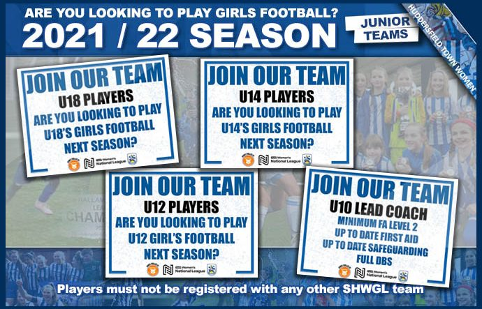 Join Our Team - 2021-2022