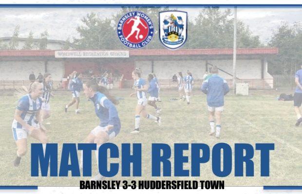 HTWFC Devs v Barnsley 280721