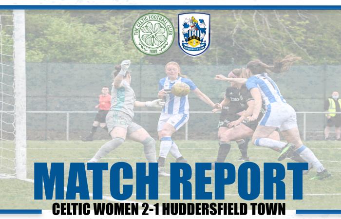 HTWFC Friendly - Match Report