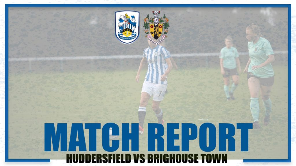 MATCH REPORT: Town Women Held at Home Against Brighouse Town on Wednesday Night at the Stafflex Arena