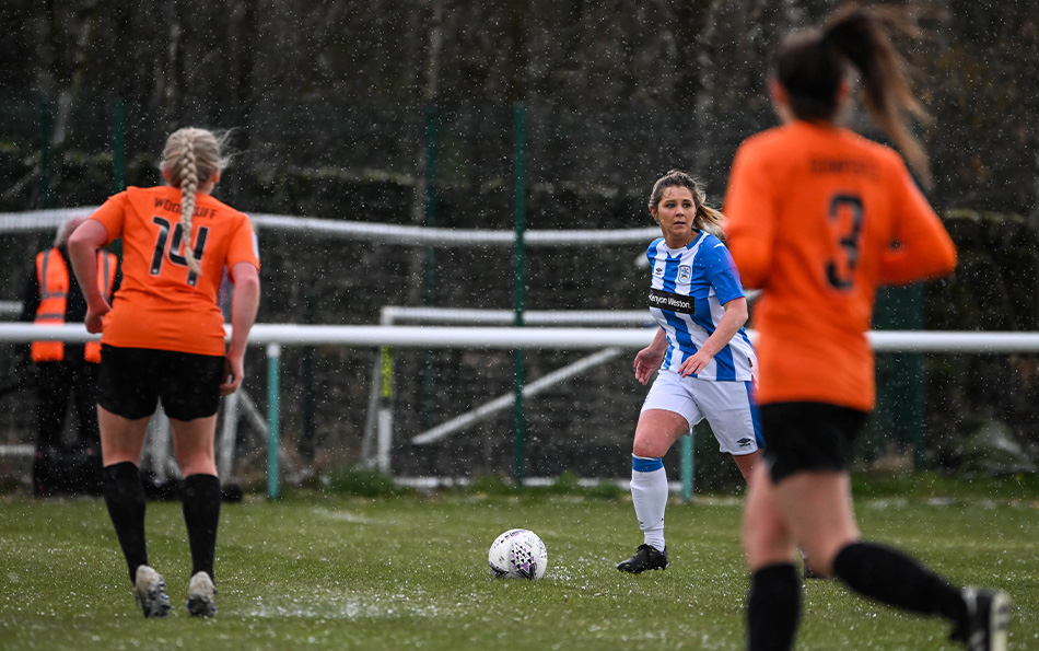 MATCH PREVIEW: Town Women take on Brighouse Town in the FAWNL at the Stafflex Arena on Wednesday evening